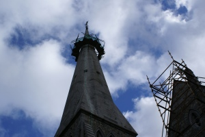 Crown adorns St John's new church, Clonfarf