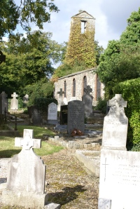 Ruins of Grt (x5) Grandpa's church, Clontarf