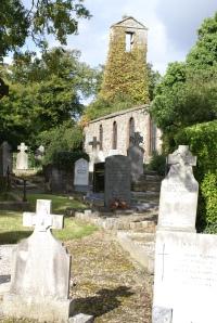 Ruins of Grt (x5) Grandpa's church, Clontarf