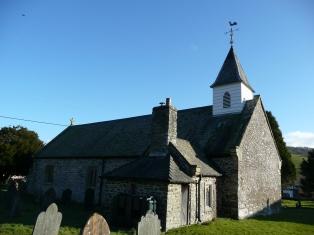St Michael's Church(Eglwys Mihangel Sant) Manafon, Powys