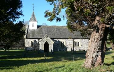 St Michael's Church, Manafon, Powys