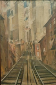 Soul of the Soulless City by CRW Nevinson ()