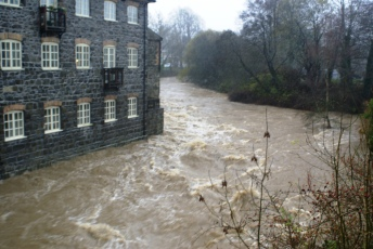 The Old Mill, Llanidloes