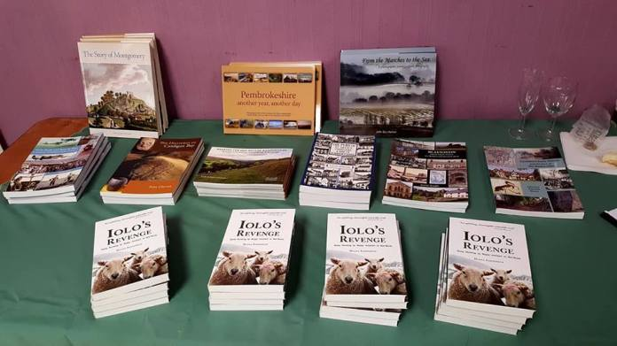 Books at launch